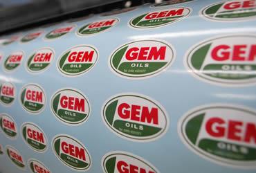 stickers & labels cavan