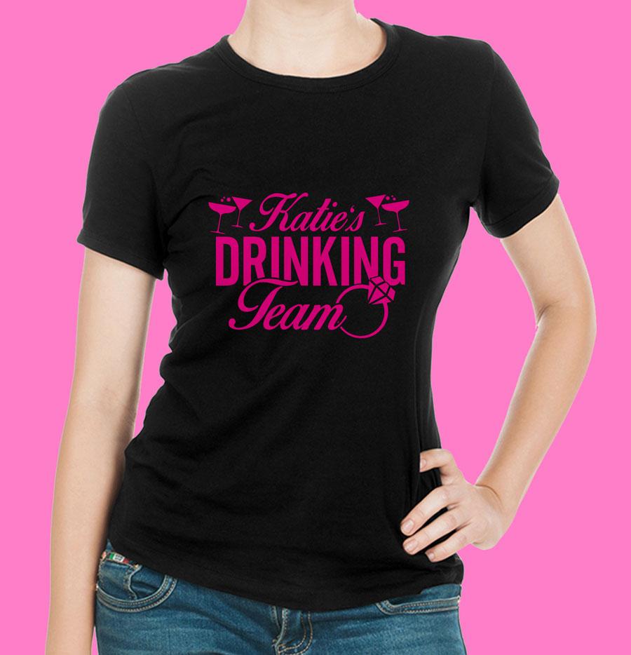 hen night t-shirts ireland