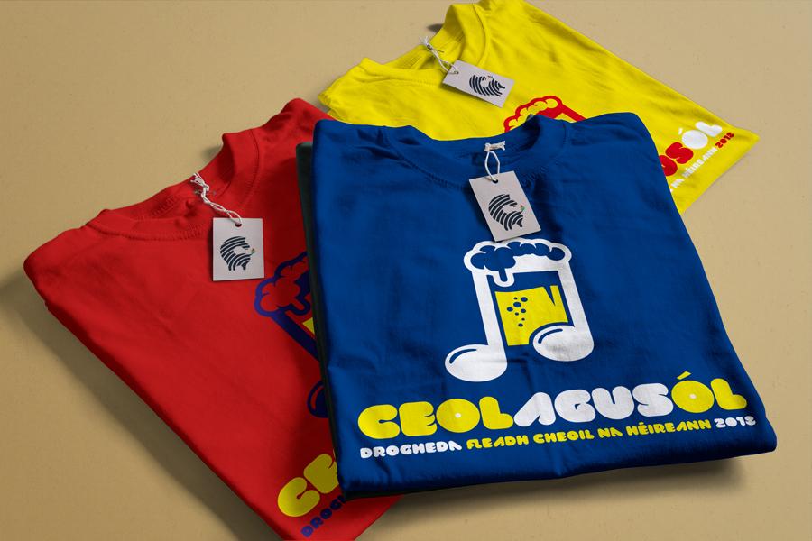 fleadh cheoil t-shirts