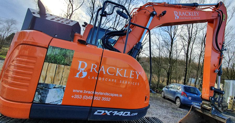 excavator graphics